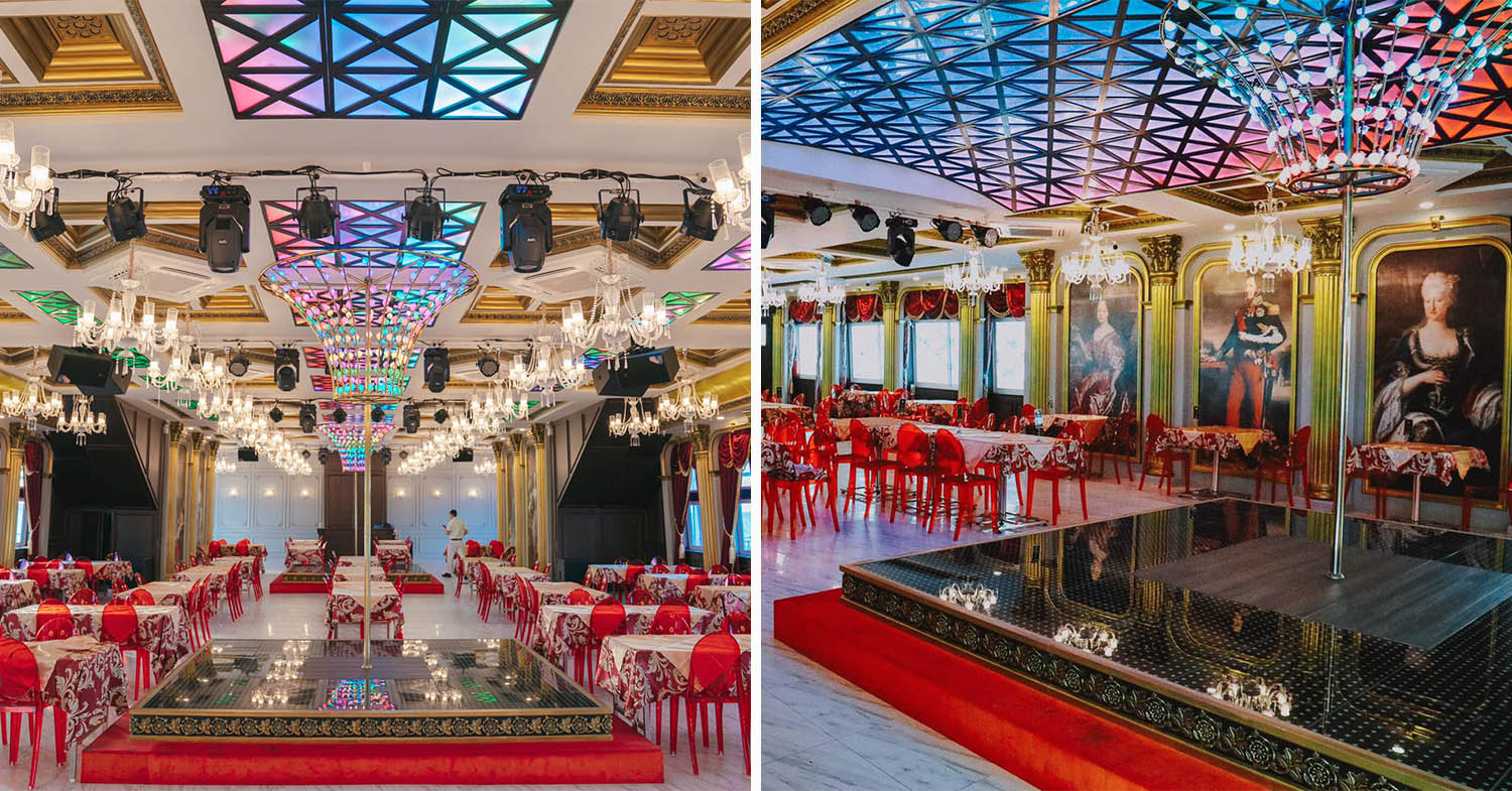 Ocean Sky Pattaya Is A New Rooftop Restaurant On A Cruise With Scenic Views & Affordable Food