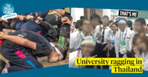 "I Went To A Thai University And Here's The Truth About Its ""Brutal"" Rab Nong Hazing Culture"
