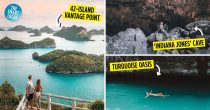 Angthong National Marine Park: Panoramic Viewpoint Just A 1-Hour Boat Ride From Koh Samui