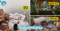 10 Hotels & Resorts In Thailand With Personal Outdoor Bathtubs To Soak Away 2021's Blunders