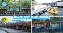 10 Floating Hotels In Thailand Under 4 Hours From Bangkok To Disconnect From The World