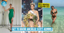 7 Anchilee Scott-Kemmis Facts About Miss Universe Thailand 2021