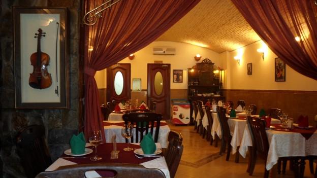 La Hostaria restaurant