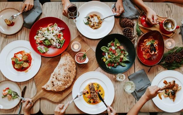 'NAMO Italian food