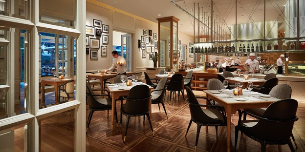Italian - Opera restaurant