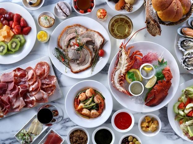 Italian - Opera restaurant food