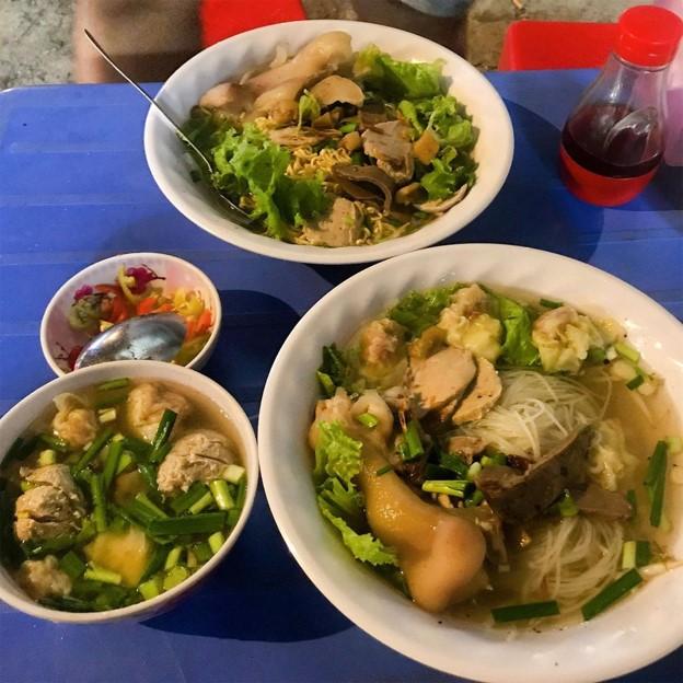 hu tieu Nam Vang cambodian noodles