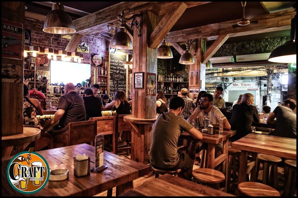 hanoi old quarter bars craft beer pub