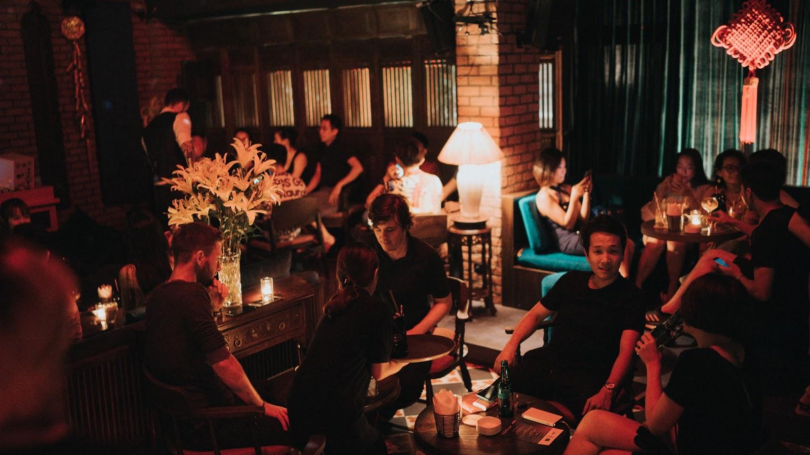 hanoi old quarter bars the kumquat tree interior