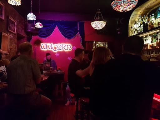 unicorn pub hanoi interior
