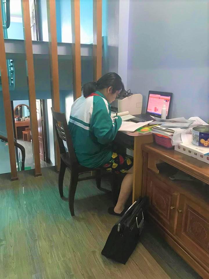 Student study online