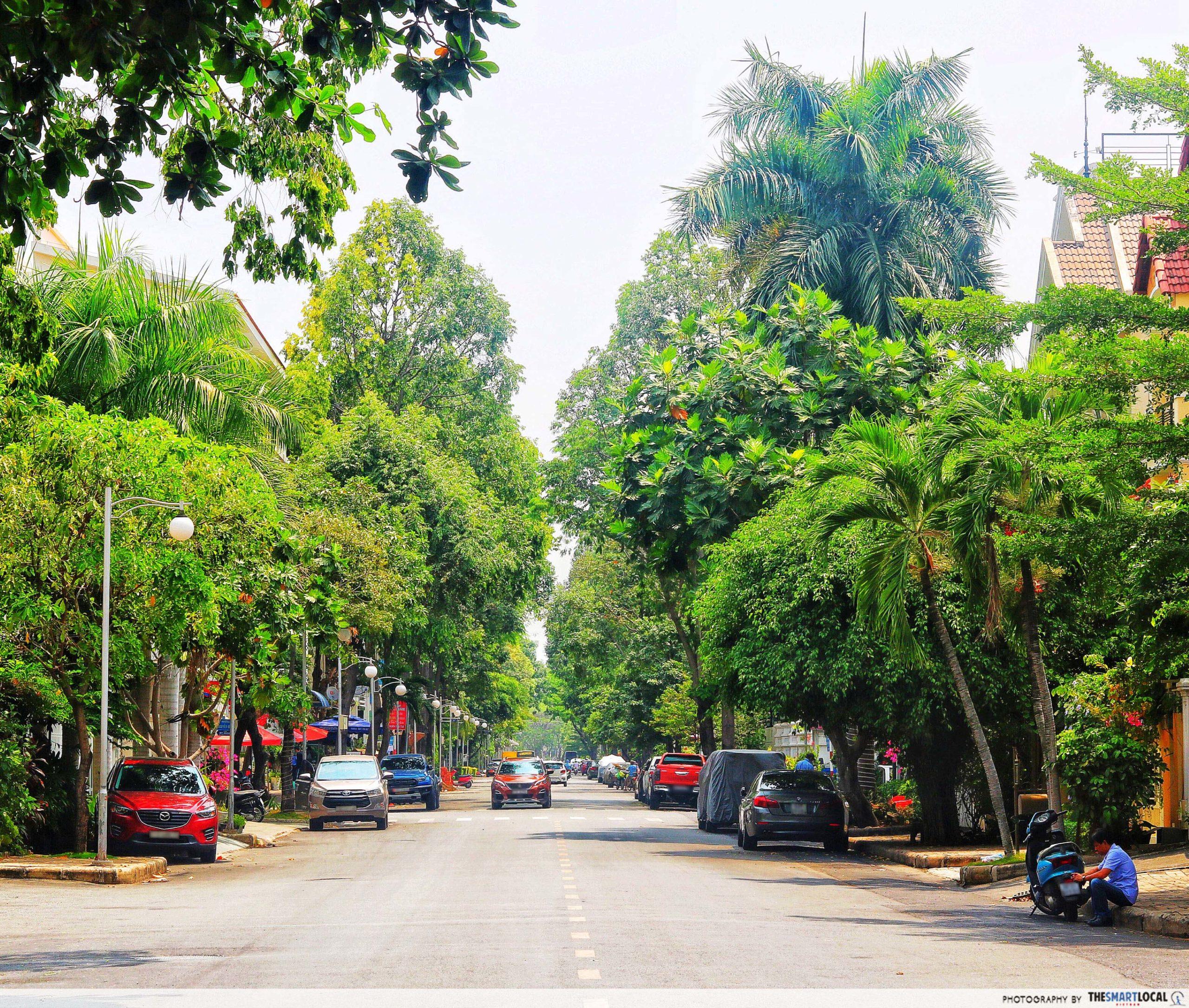 Pham Thai Buong Street District 7