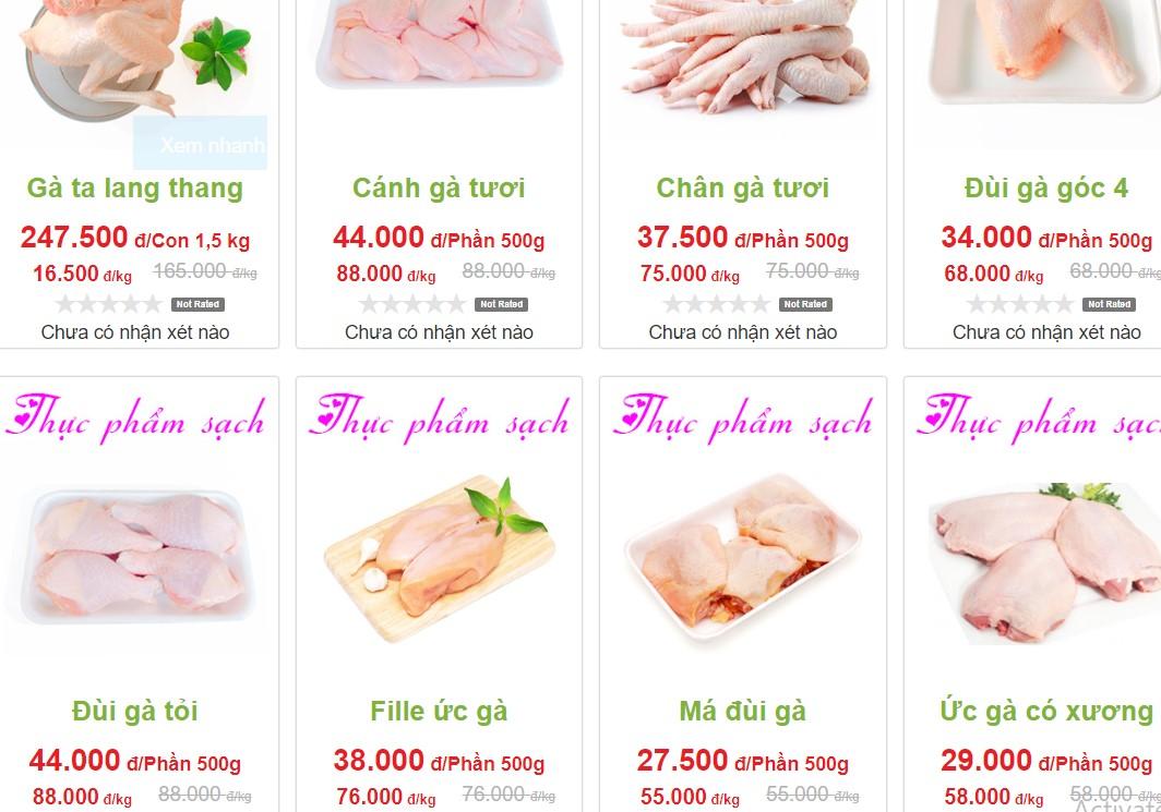 Di cho online meat
