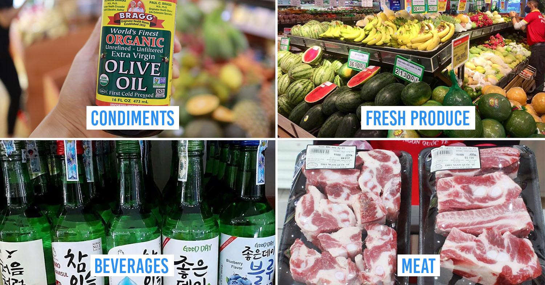 online grocery shopping Vietnam