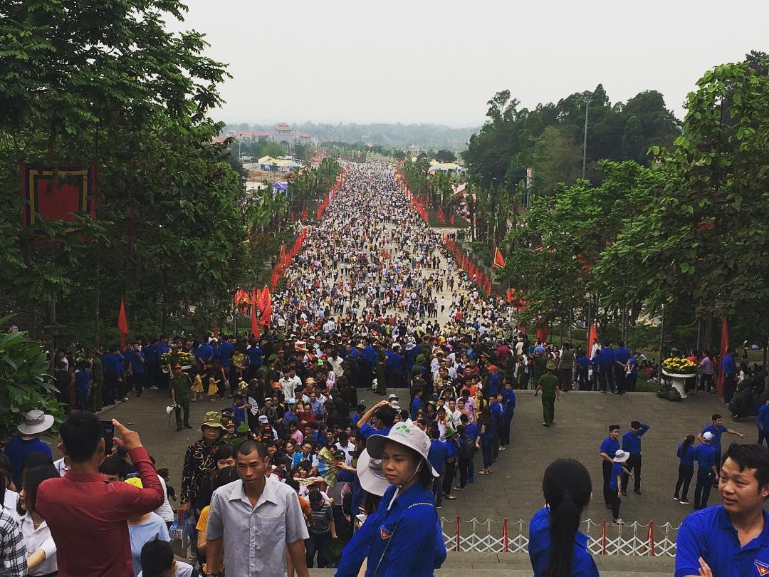 vietnamese festivals Hung Kings festival