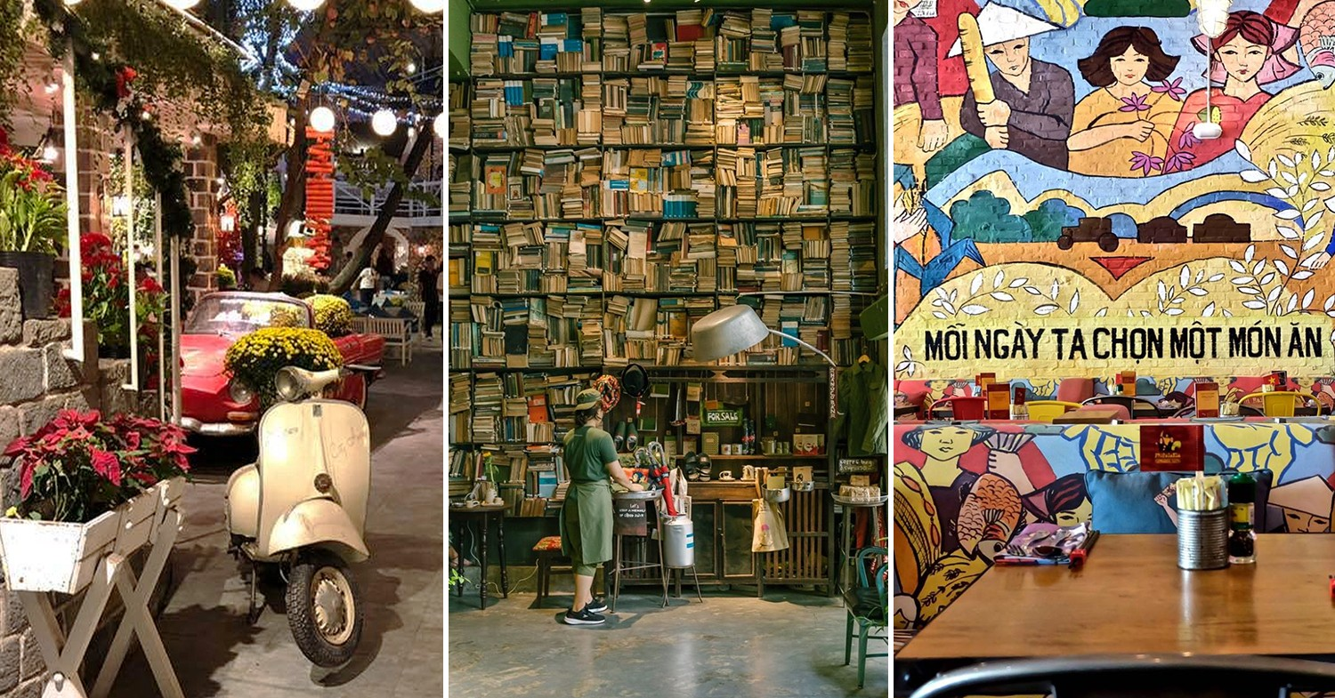 instagrammable cafes in saigon