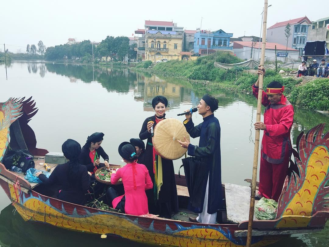 vietnamese festivals lim festival