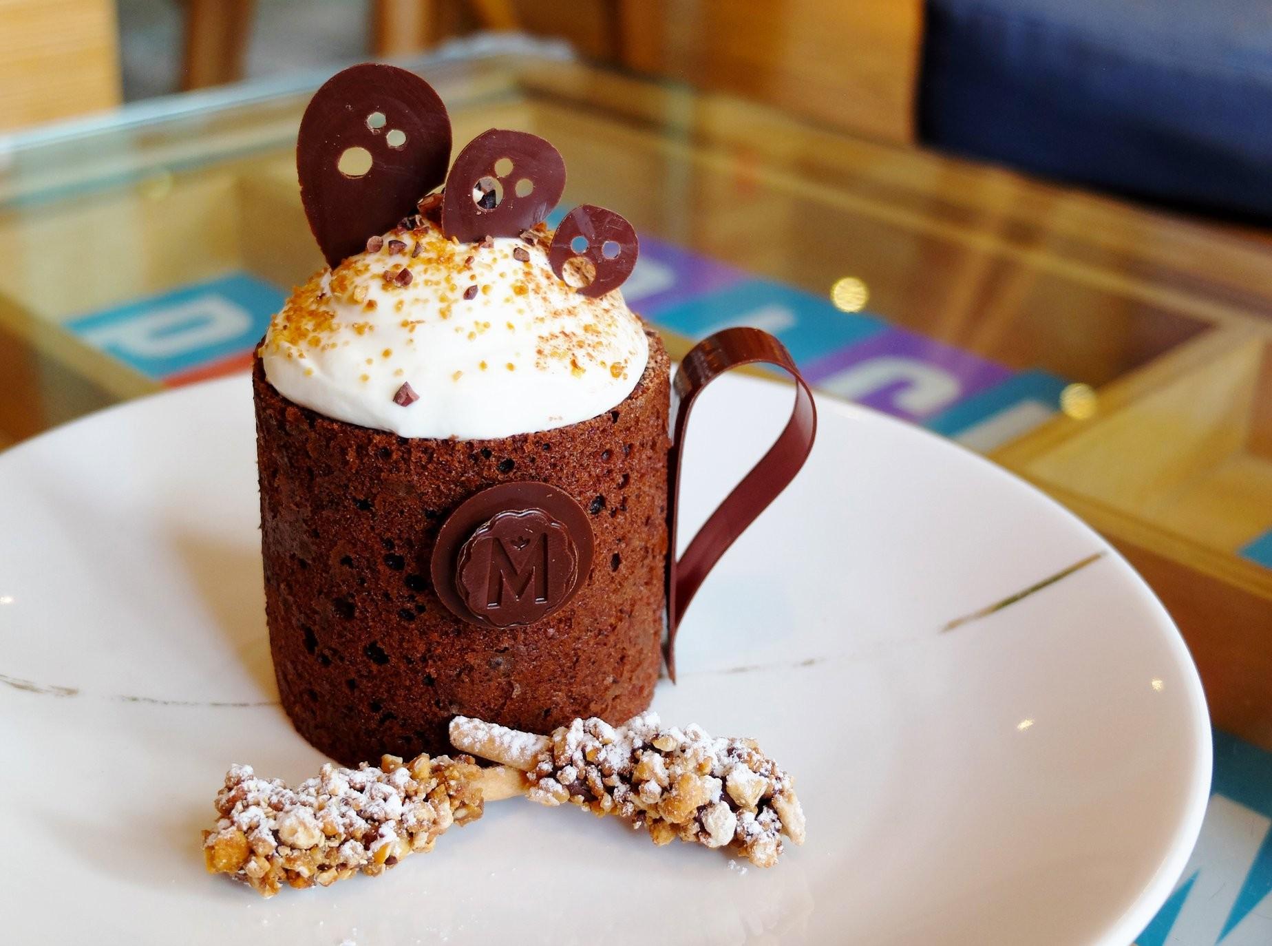 maison marou saigon chocolate pastry