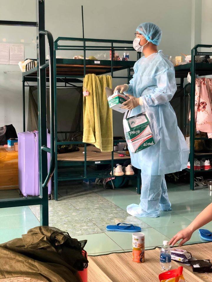 Quarantine doctor