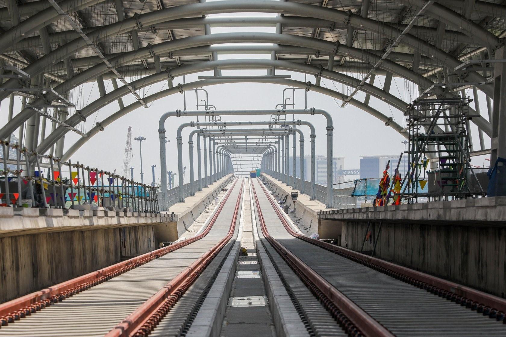 Saigon metro railway
