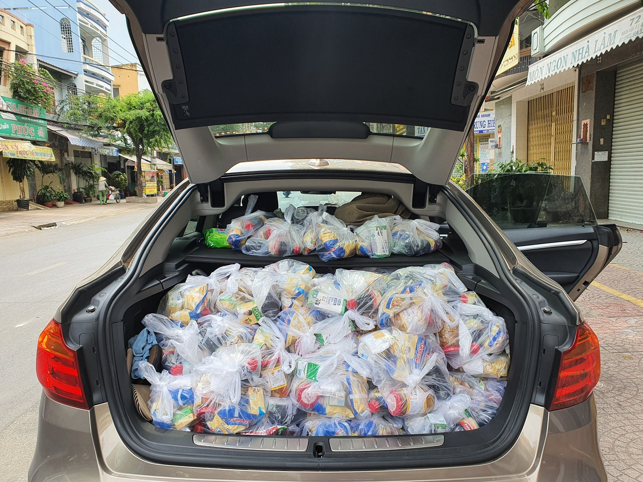 donations for lottery ticket sellers