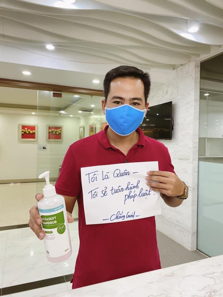 Vietnamese netizen I am movement 2