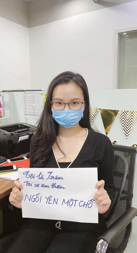Vietnamese netizen I am movement 1