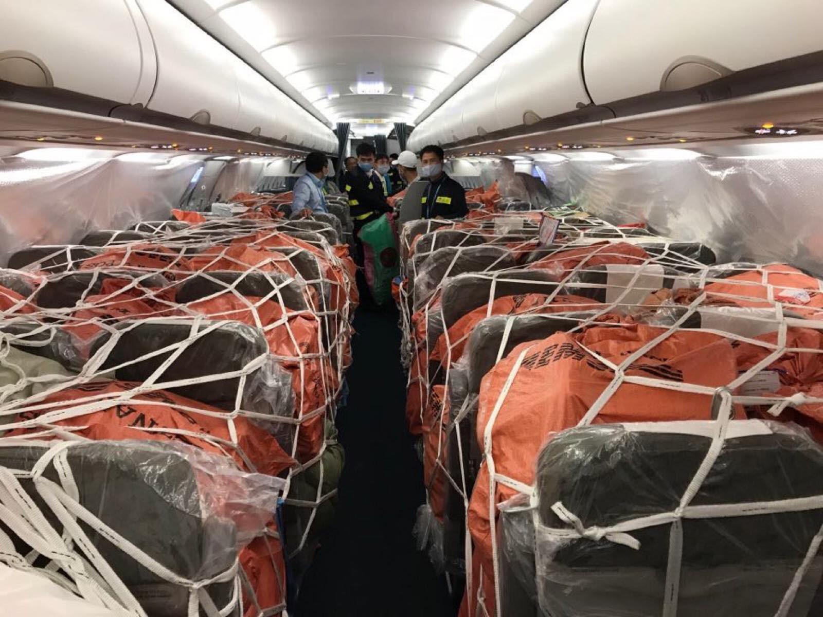 Vietnam airlines cargo