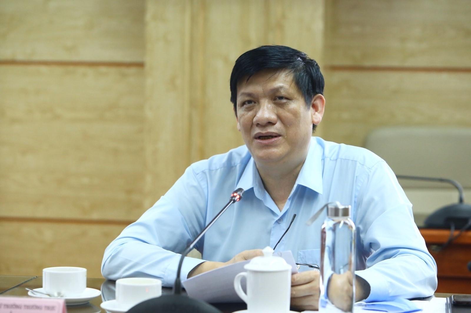 Vietnam MOH Deputy Minister