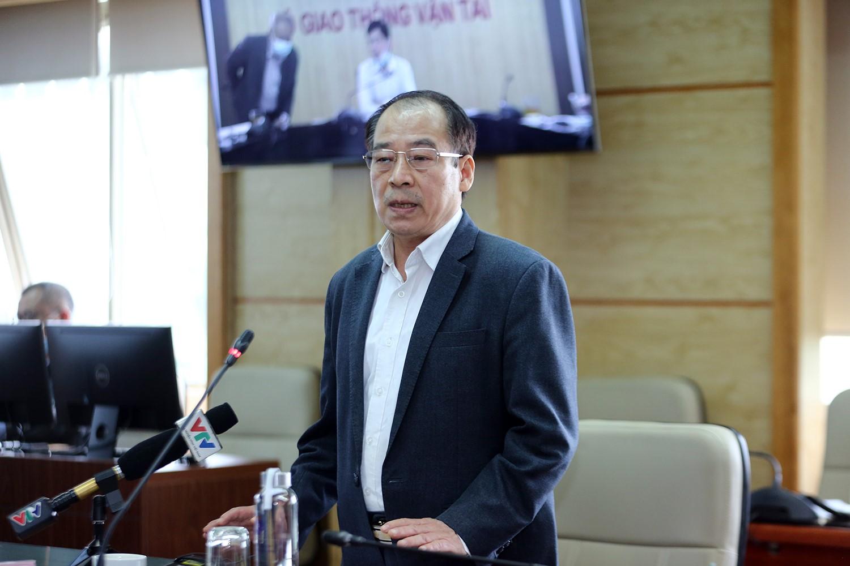 Professor Tran Dac Phu