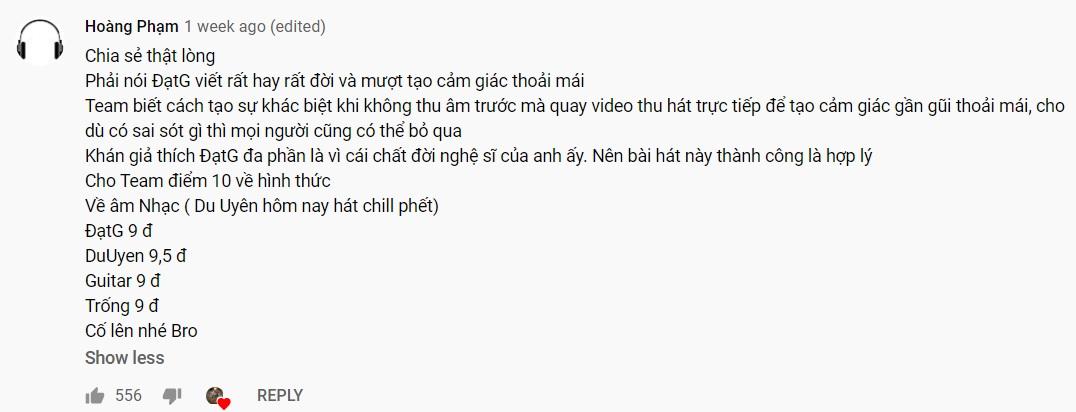 diet giac corona video comment