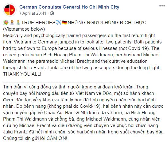 german consulate general in hcmc thanks vietnam
