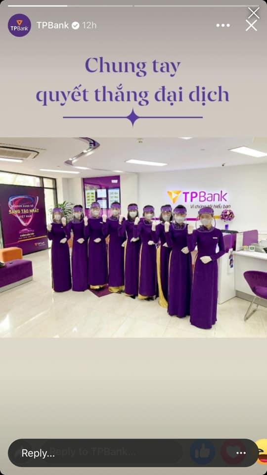 TPBank visor