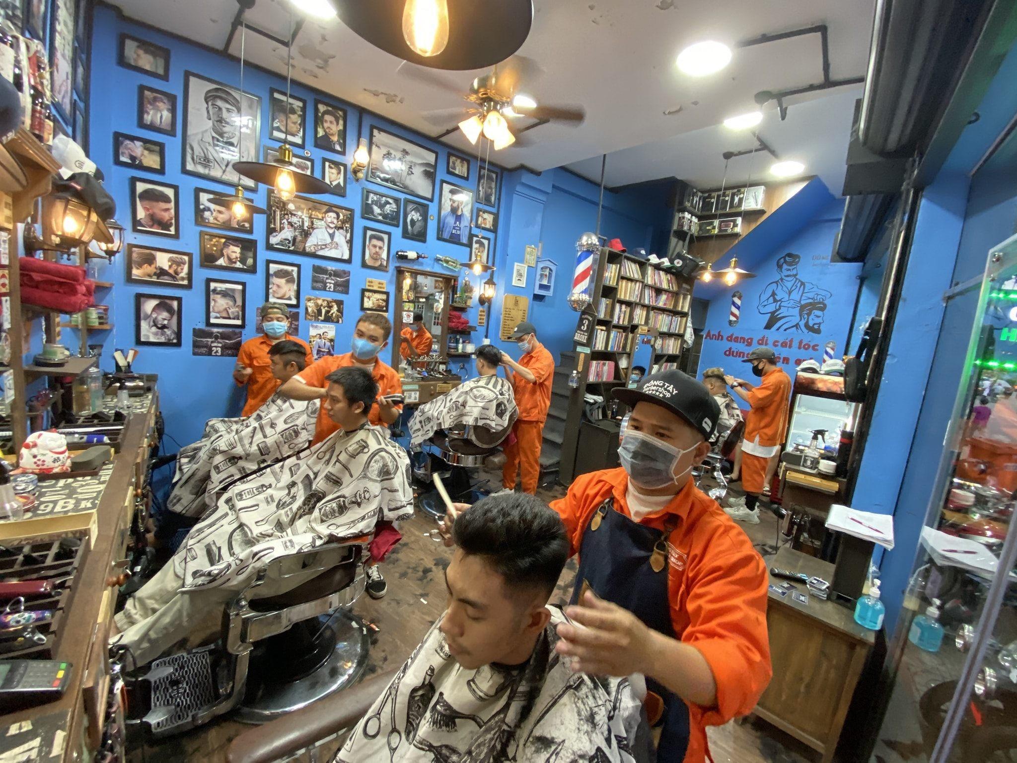 Dong Tay barbershop