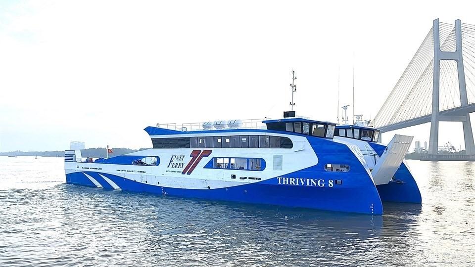 Vung Tau Saigon ferry