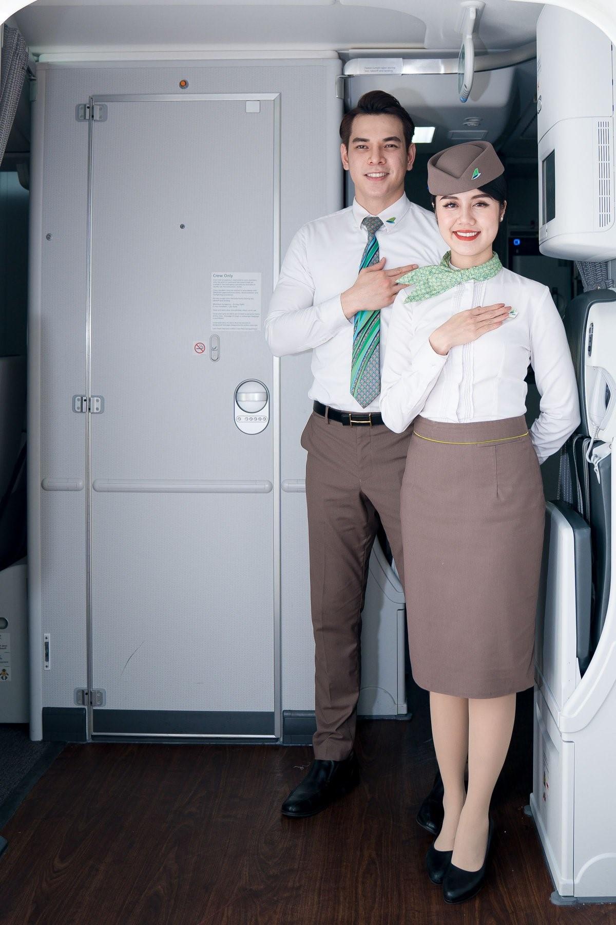 Bamboo Airways cabin crew
