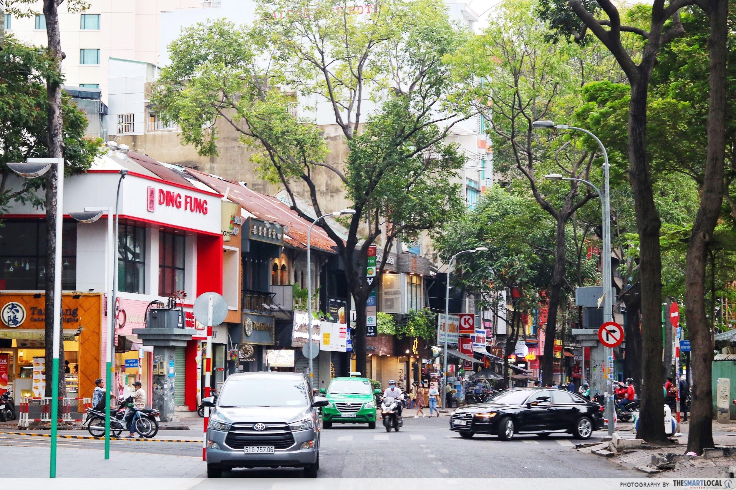 District 1 Saigon