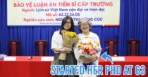 Vietnamese Woman Earns History PhD Degree At 69 Years Old And Becomes An Inspiration To Netizens