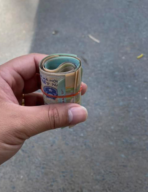 return money to owner