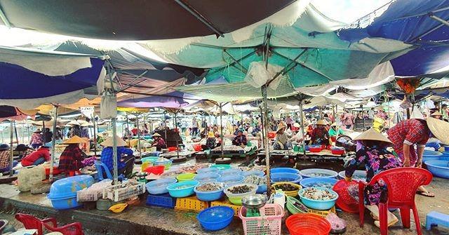 sea food market
