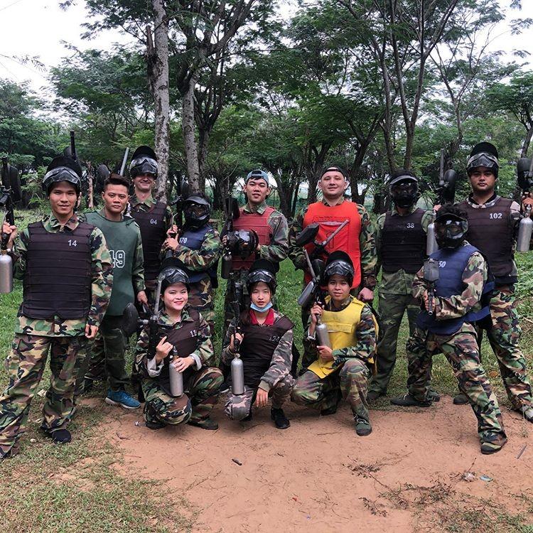 BCR zone