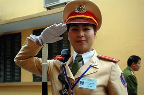 Vietnam traffic rules_formal greetings