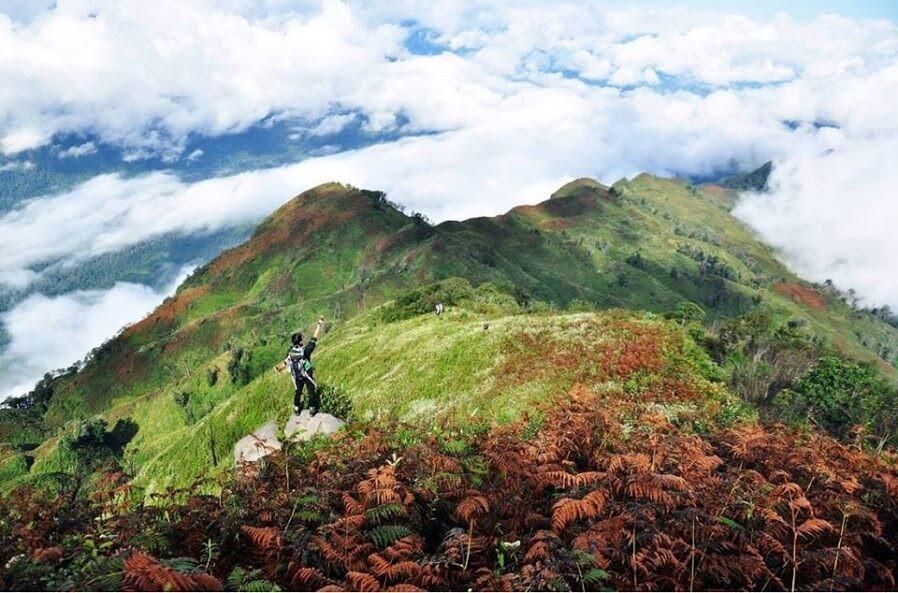 vietnam natural landscapes_Lao Than peak
