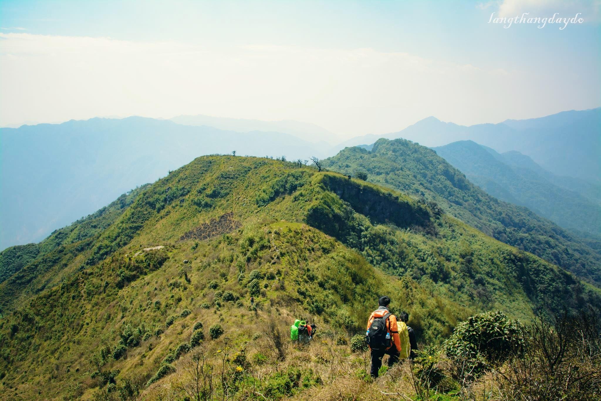 Vietnam natural landscape_Lùng Cúng Mountain