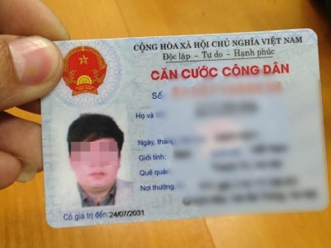 Vietnam ID Card