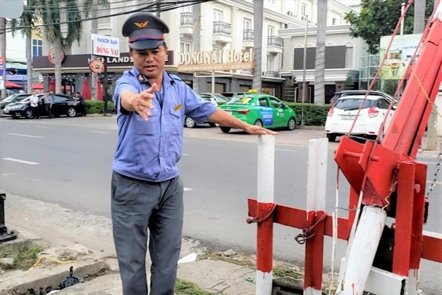 Vietnam railroad worker_Tran Van Nam
