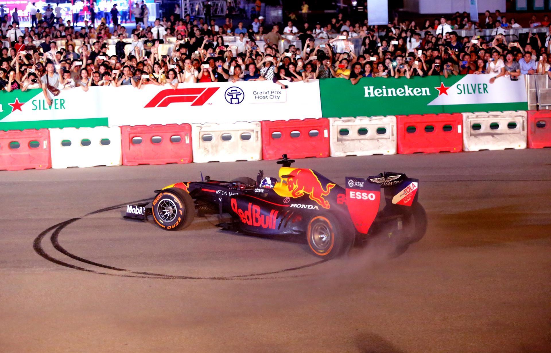 Vietnam grand prix_race