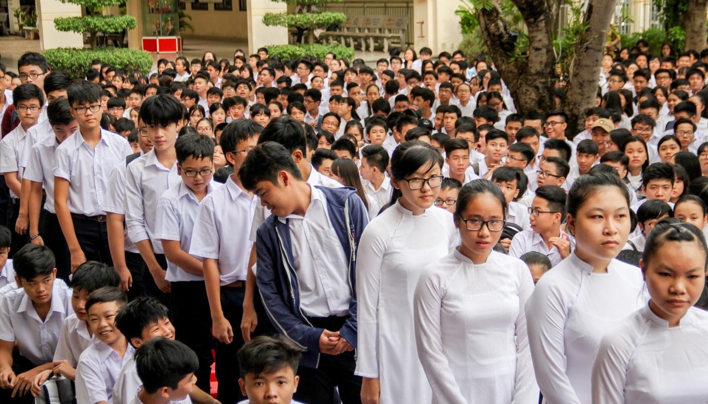 Da Nang school smart camera