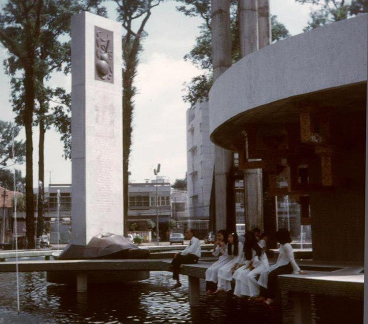Saigon then and now_turtle lake