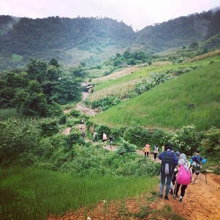 Vietnam natural landscape_Pha Luong peak